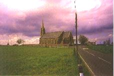 Cruden bay church