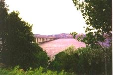 The bridge over the Tay